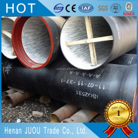 ductile iron pipe 300mm/150mm ductile iron pipe/8 inch ductile iron pipe