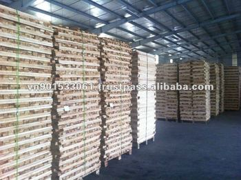 Rubber wood timber sawn
