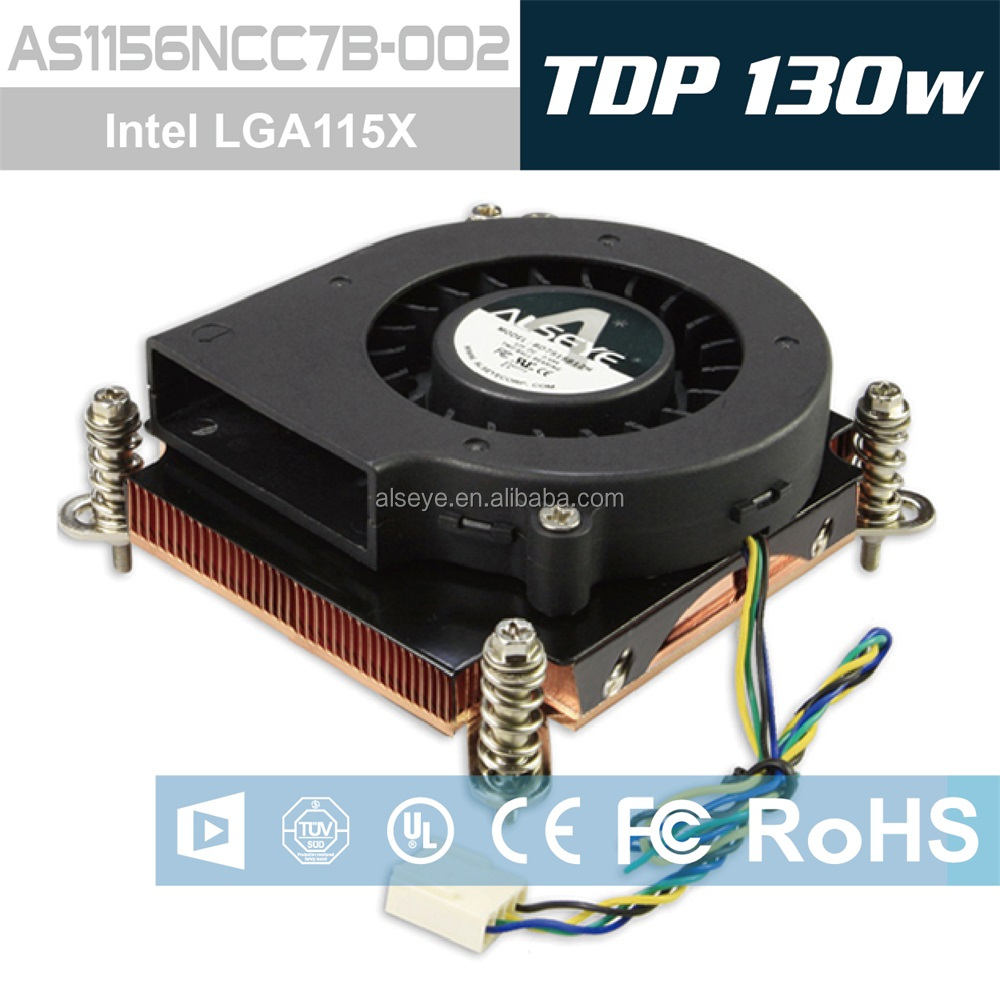 Alseye manufacturer BA0601 amd heatsinks 1156 best cpu cooling fans