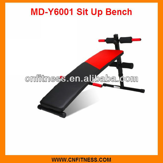 Multifunctional sit up bench