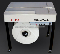 Semi-Automatic Strapping Machine with High Technology of Gear Design
