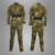 Army Camouflage ACU Military Uniform
