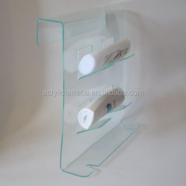 Acryl Hocker F?r Dusche : Clear lucite Wand- montiert dusche caddy- ha1403023046- bathware
