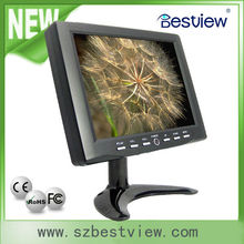 8 inch OEM Touch screen LCD/LED Monitor With Factory Price