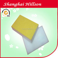 Melamine Cleaning Sponge Dish Scrubber for Kitchen OEMfoam from direct factory