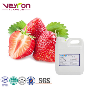 Veyron Brand Food Grade Additives Heat Resist Concentrated Oil Based Artificial Candy Gum Strawberry flavor