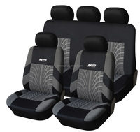 3 Colors Fashion auto seat cover with polyester fabric seat cover