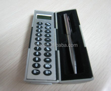Magic Box Calculator With Ball Point Pen