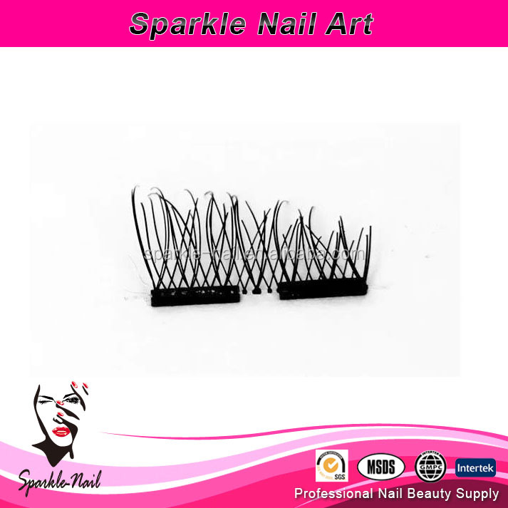 Factory direct sale magnet false eyelashes