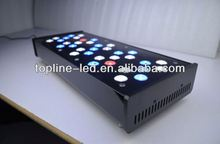 lattest 80w led aqua light for nano tank dimmable/ optional color ratio