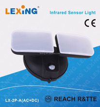 Newest product energy-effective outdoor motion sensor light