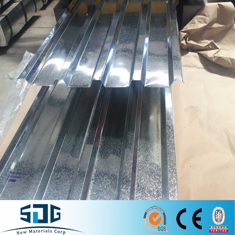 Galvanized Iron Sheets Price/used Metal Roofing Sale
