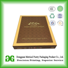 Custom jewelry gift paper packaging box/rigid paper box/jewellry box