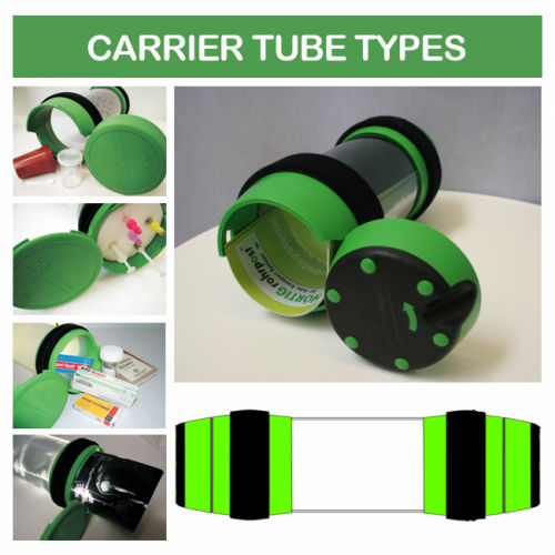 Carrier Pneumatic Tube Systems