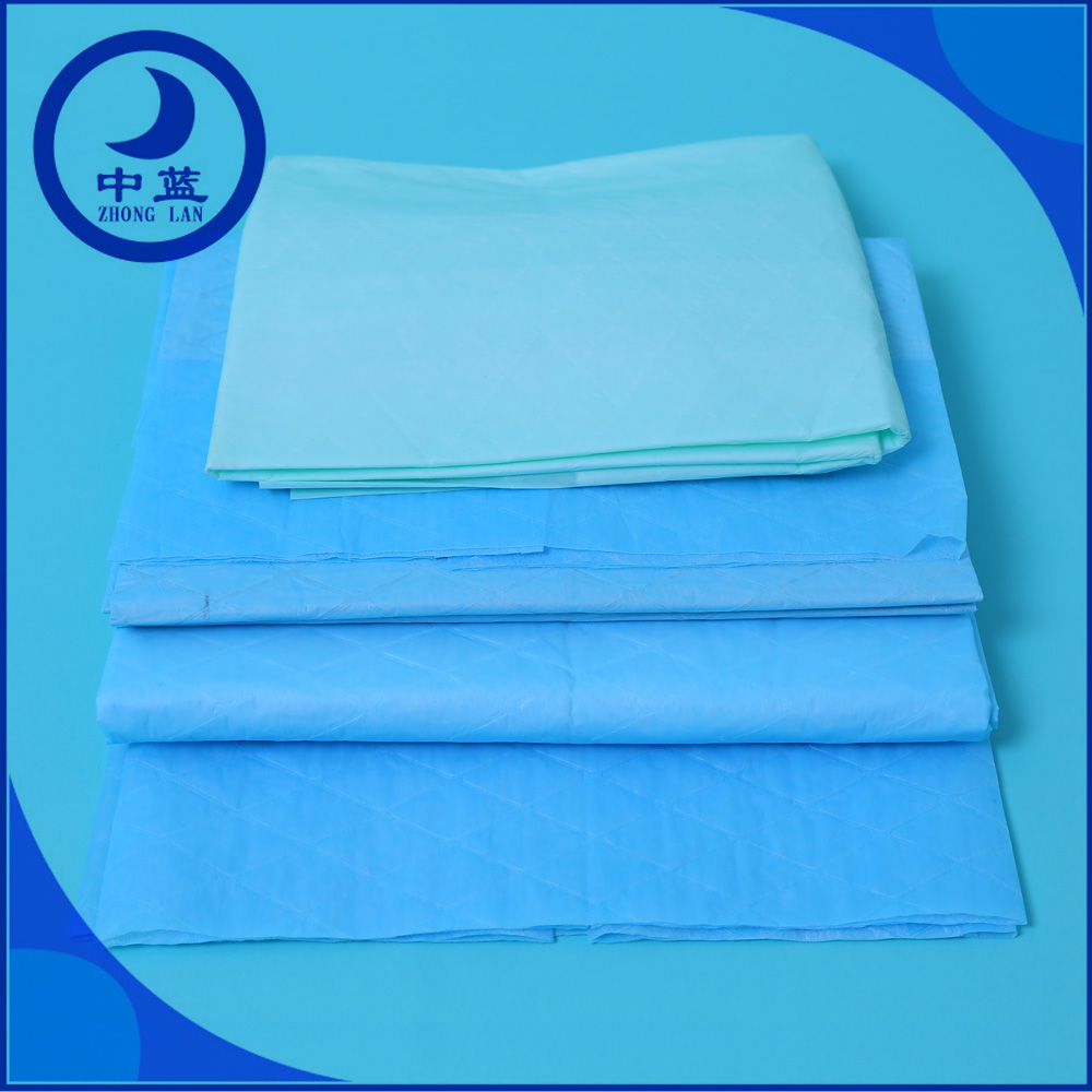 Hospital medical disposable assurance underpads