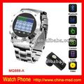 2012 Hot selling new design smart metal Watch phone