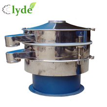 Rotary automatic flour sifter for wheat
