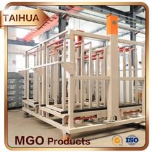 China factory fireproof mgo magnesium oxide board automatic machine production line