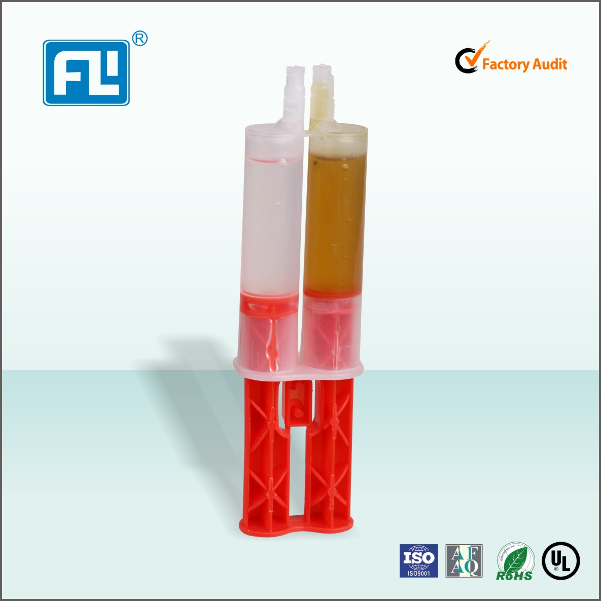 Super acrylic glue , acrylic AB glue for metal material
