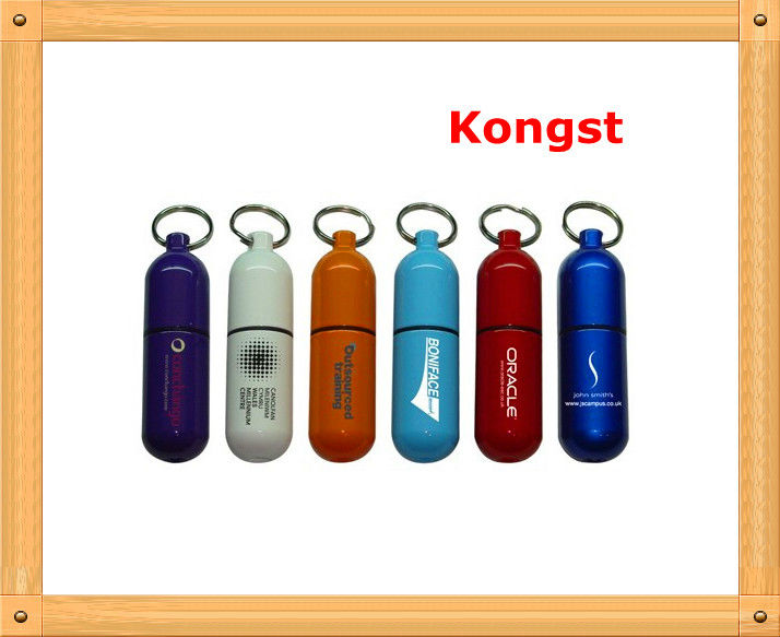 Fire Hydrant Shape Metal USB flash drives with many colors