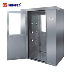 Pharmaceutical Industry Clean room Air Shower / Stainless Steel Air Shower