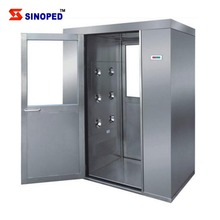 Pharmaceutical Industry Cleanroom Air Shower