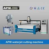 portable waterjet processing machine equipment