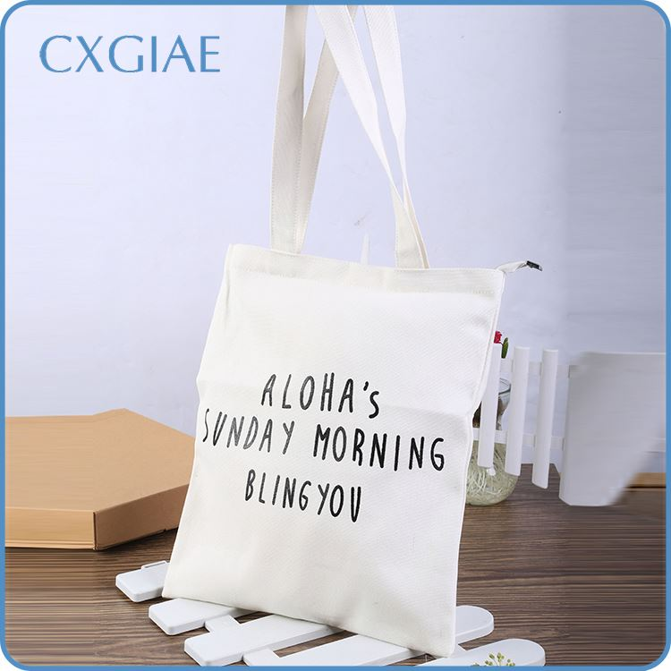 China Manufactured High Quality Plastic Coated Tote Bags