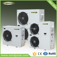 Copeland water-cooled carrier condensing units for agent