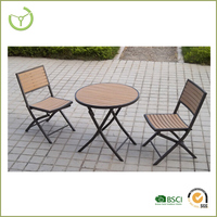 Wood plastic composite outdoor furniture-3pc chiniot wooden furniture pakistan