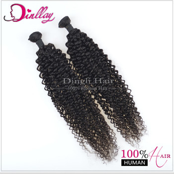 Cheap wholesale tangle free virgin peruvian jerry curl hair weaves