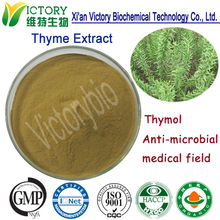 Health care thymol 20% 30% thyme extract