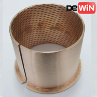 cable bushing sintered bronze bushing hitachi excavator pin and bushing