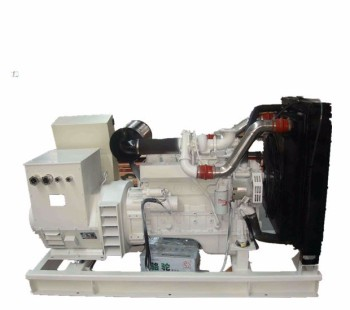 Electric generator!64kw with cummins engine marine engine eveco