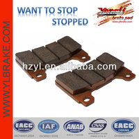 performance disc brake pad pastillas de freno