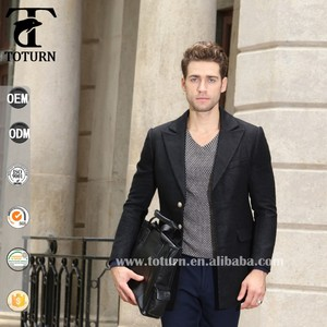 2016 trending products Hot Sale italian style wholesale price Formal frock Wear Slim Fit Men tweeds bomber jacket & Coats Blazer