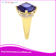 Fashion Multicolor women fashion ring castings