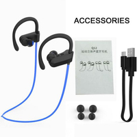 2017 High Quality Bluetooth Stereo Earphone