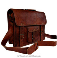 Men's Business Leather Bag/100% Genuine Leather Shoulder Bag/European Shoulder Bags for Man