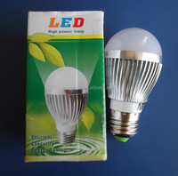 9W LED Light High Lumen E27,3000 lumen led bulb light,24v led bulb lights