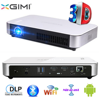 Hot XGIMI Z3 SLP MINI DLP projector Android wifi Bluetooth LED 3D Portable Home Theater Full HD