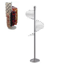 cheap cost wholesale scarf display rack