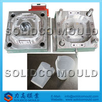 Cheap injection plastic cup mould molding manufacturer