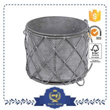 Reasonable Price Nice Quality Elegant Wire Mesh Metal Umbrella Basket