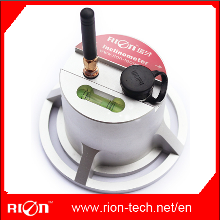 High Precision 360 deg Measurement Non-contact MEMS Drilling Inclinometer Wireless/wired 4-20mA/0-5V Output
