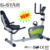 GS-8316R New Design Indoor Magnetic fitness recumbent bike for Home Use