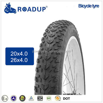 Fat bike tires 20x4.0 bicycle