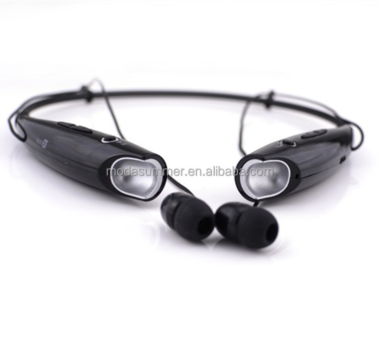 2017 New stylish mobile cellphone headset, headphone, wireless headphone for Tablet PC