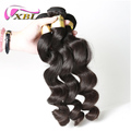 xblhair wholesale price virgin loose wave bundles mink indian virgin hair