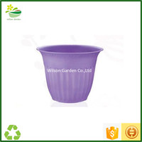Wholesale flower pots for sale large round planter plastic tree pots for sale